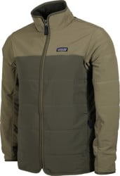 Patagonia Pack In Jacket - basin green