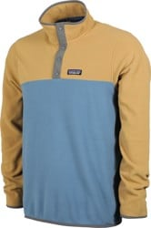 Patagonia Micro D Snap-T Pullover - pigeon blue