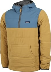 Patagonia Pack In Pullover Hoody Jacket - harvest tan