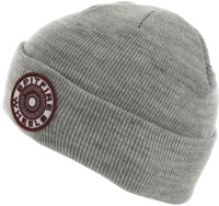 Spitfire Classic 87' Swirl Beanie - heather grey/white/burgundy