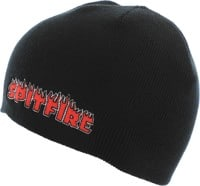Spitfire Flash Fire Beanie - black
