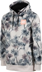 686 Cora Bonded Fleece Hoodie - birch x-ray floral