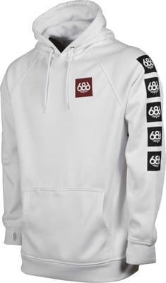 686 Bonded Fleece Hoodie - white - view large