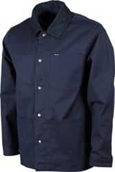 Brixton Survey Chore X Jacket - washed navy