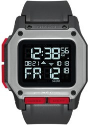 Nixon Regulus Watch - black/red