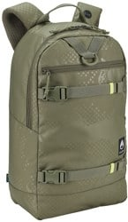 Nixon Ransack Backpack - olive dot camo