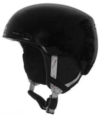 Oakley MOD1 Snowboard Helmet - stale sandbech polished black - view large