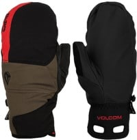 Volcom Stay Dry Gore-Tex Mitts - red