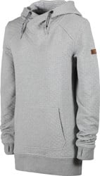 Roxy Dipsy Hoodie - heather grey