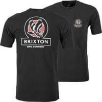 Brixton Reach T-Shirt - black