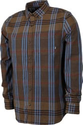Vans Kramer Flannel Shirt - dirt/dress blues