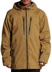 Volcom Guch Stretch Gore-Tex Jacket - burnt khaki