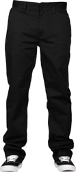 Brixton Choice Chino Pants - black