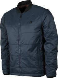 Roark Great Heights Primaloft Bomber Jacket - navy