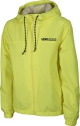 Vans Women' Kastle Turvey Jacket - lemon tonic