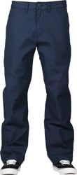 Vans Authentic Chino Glide Pro Pants - dress blues