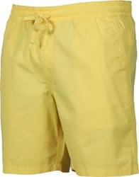 Vans Range Shorts - yellow cream