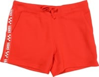 Vans Women's Brand Striper Shorts - grenadine