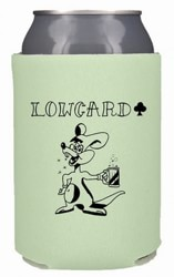Lowcard Cooked Coozie - mint