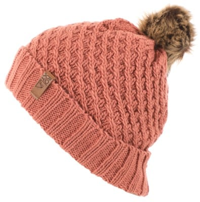 Roxy Blizzard Beanie - dusty rose - view large