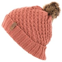 Roxy Blizzard Beanie - dusty rose