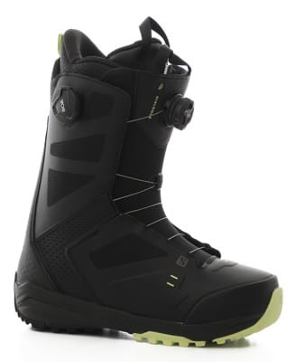 Salomon Dialogue DUAL Boa Snowboard Boots 2021 - black - view large