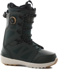 Salomon Launch Lace STR8JKT Snowboard Boots 2021 - green