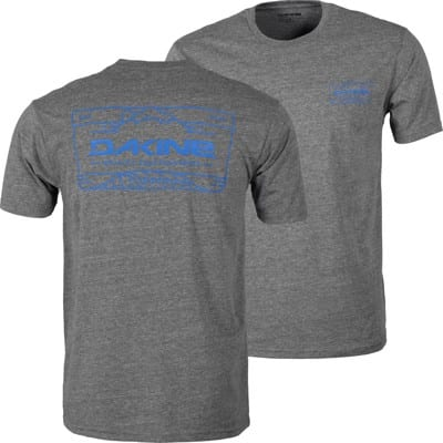 DAKINE Peak To Peak T-Shirt (Closeout) - heather grey - view large