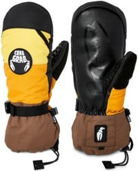 Crab Grab Cinch Mitts - desert