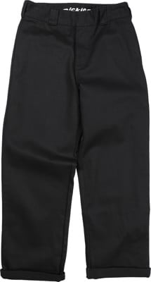 Dickies Women's Work Crop Roll Hem Pants - view large