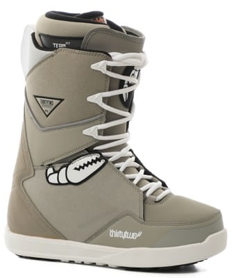 Thirtytwo Lashed Crab Grab Snowboard Boots 2021 - grey - view large