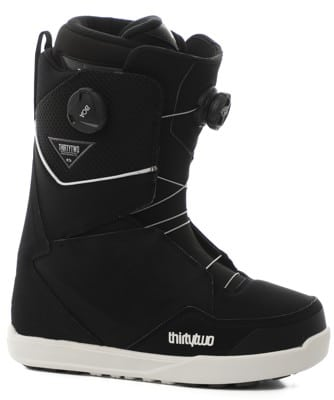 Thirtytwo Lashed Double Boa Snowboard Boots 2021 - black - view large