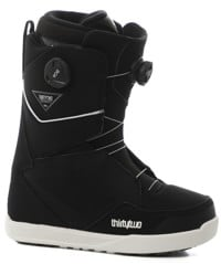 Thirtytwo Lashed Double Boa Snowboard Boots 2021 - black
