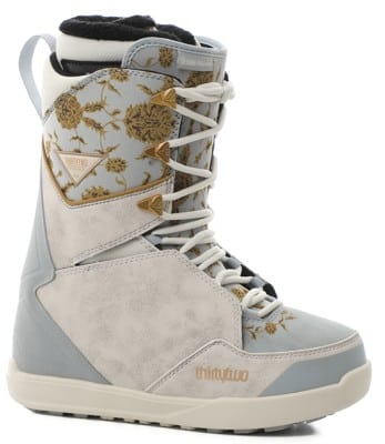 Thirtytwo Melancon Lashed Women's Snowboard Boots 2021 - white/blue - view large