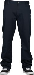 RVCA Week-End Stretch Pants - navy marine