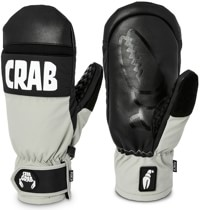 Crab Grab Punch Mitts - bright grey