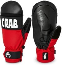 Crab Grab Punch Mitts - red