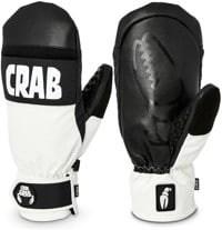 Crab Grab Punch Mitts - white