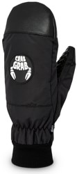 Crab Grab Slush Mitts - black