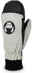 Crab Grab Slush Mitts - bright grey