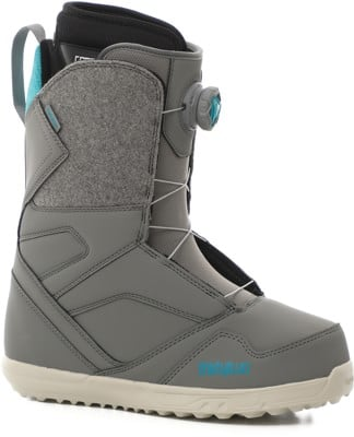 Thirtytwo STW Boa Women's Snowboard Boots 2021 - grey - view large