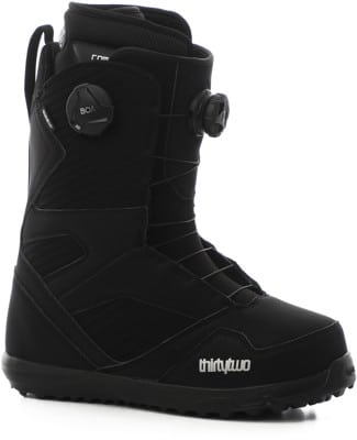 Thirtytwo STW Double Boa Women's Snowboard Boots 2021 - black - view large