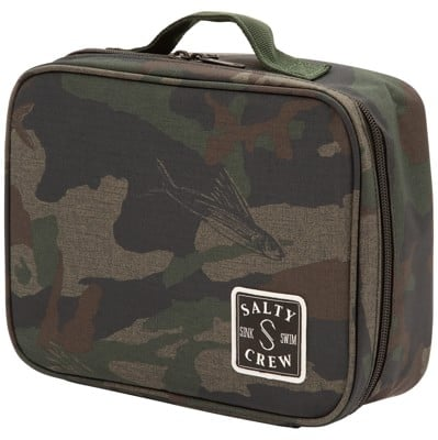 Salty Crew Deckhand Lunchbox Cooler - camo - view large