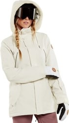 Volcom Shrine Insulated Jacket - bone