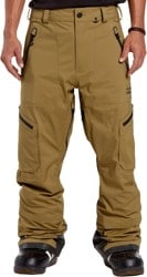 Volcom Guch Stretch GORE-TEX Pants - burnt khaki