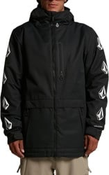 Volcom Deadly Stones Insulated Jacket - black