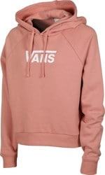 Vans Women's Flying V Boxy Hoodie - rose dawn
