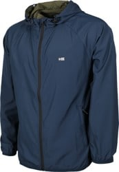 Salty Crew Seawall Packable Jacket - navy