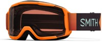 Smith Daredevil Kids Snowboard Goggles - habanero geo/rc36 lens