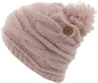 Volcom Leaf Beanie - faded pink
